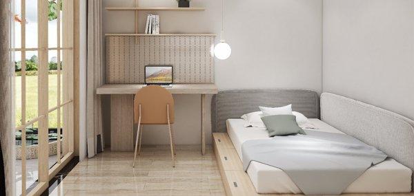 杭州沁源公寓现代轻奢案例